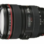 Deal: Canon EF 24-105mm f/4L IS USM Lens for $719.99
