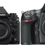 Nikon Df vs. Nikon D800 Specs Comparison Table