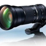 Tamron 150-600mm f/5-6.3 DI VC Lens Construction and MFT Charts