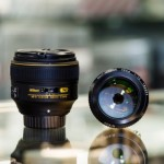 Nikon 58mm f/1.4G Vs. Noct 58mm f/1.2 with More Sample Images