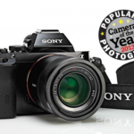 """Sony A7r is the Camera of the Year 2013"" says PopPhoto"