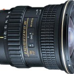 Tokina AT-X 11-16mm f/2.8 Type-II Lens is Now Available for Sony A-mount Cameras