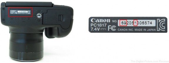 Canon-PowerShot-SX50-HS-Digital-Camera-Safety-Recall-Serials