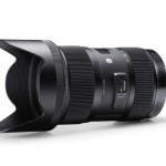 Sigma 16-20mm f/2 DG Lens Coming in 2014?