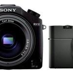 Sony RX10 vs. Sony RX100 MII