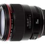 Canon EF 35mm f/1.4L II Lens To Be Announced in 2014