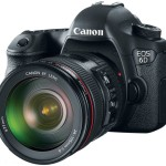 Deal : Canon EOS 6D DSLR Camera Body for $1,399.99