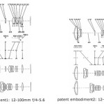 Panasonic Filed Patent for 12-100mm and 12-120mm MFT Lenses