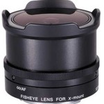 Toda Seiko Announced 12mm f/7.4 Fisheye for Fuji and Sony Cameras