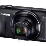 Canon PowerShot SX600 HS and PowerShot ELPH 340 HS Compact Cameras Announced