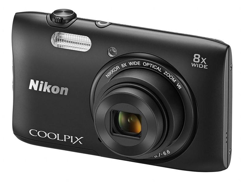 Nikon-Coolpix-S3600