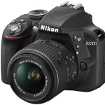 Nikon D3300 and 35mm f/1.8G FX First Images, Price Leaked