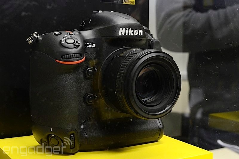 Nikon-D4S-specifications