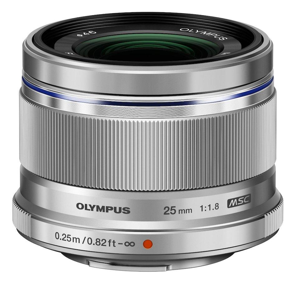 Olympus-25mm-f18-mft-lens-silver