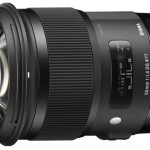 Sigma 50mm F1.4 DG HSM Art Lens Announced