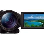Sony FDR-AX100 4K Camcorder Announced