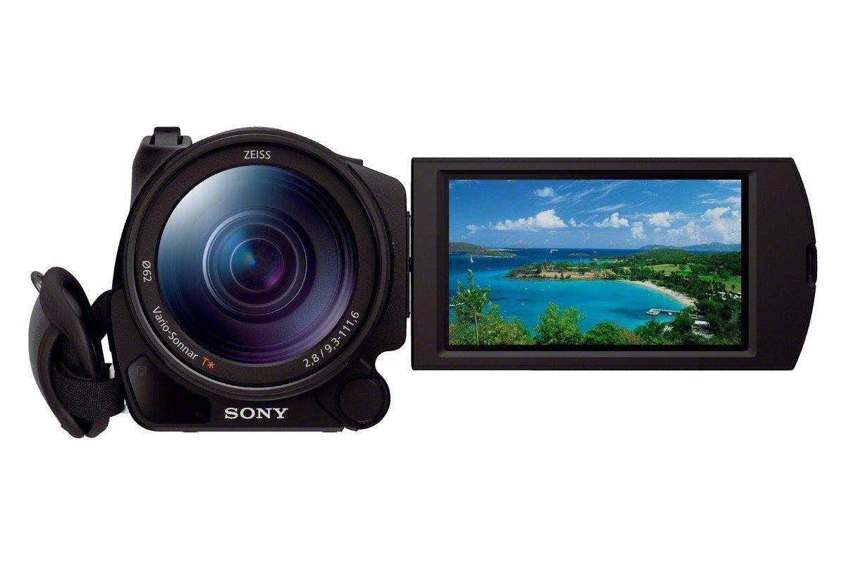 Sony-FDR-AX100-4K-Camcorder