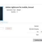 Adobe Lightroom for iPad Coming Soon