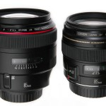Canon Patent for EF 85mm f/1.8 IS, 100mm f/2 IS, 135mm f/2.8 IS Lenses