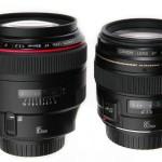 Canon Patent for EF 85mm f/1.8 IS, 100mm f/2 IS, 135mm f/2.8 IS Lenses