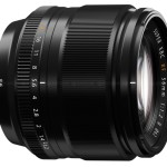 Fujifilm XF 56mm F1.2 R Portrait Lens for X System Announced