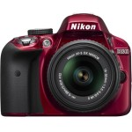 Nikon D3300 Available for Pre-order