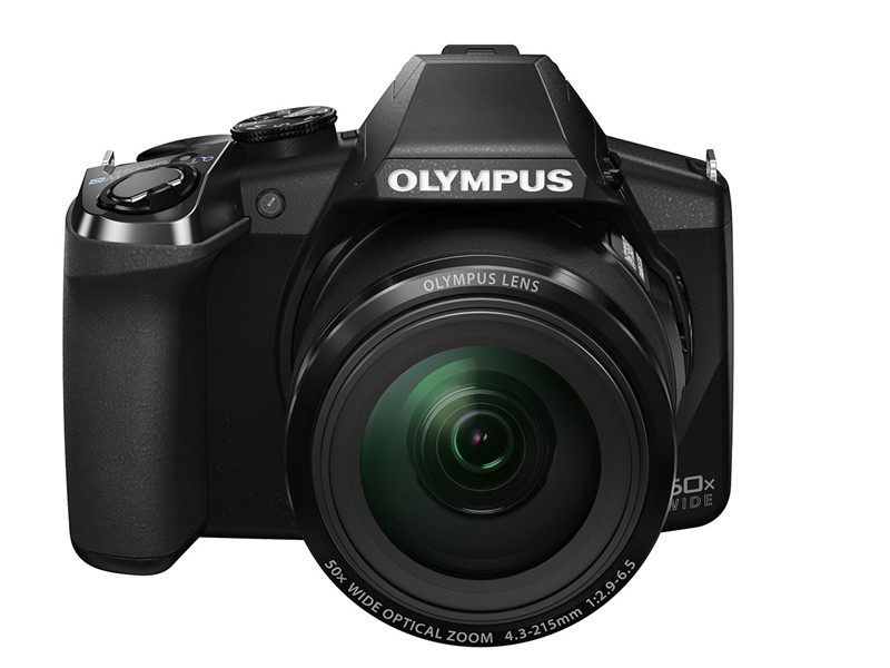 Olympus Stylus SP-100 Superzoom Bridge Camera Announced