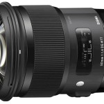 Sigma 50mm f/1.4 DG HSM Lens Will Come for A-mount