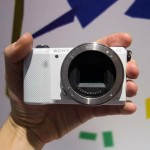 Sony A5000 Hands-on Photos