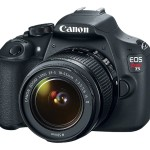 Canon EOS 1200D / Rebel T5 And LEGRIA mini X Awarded By EISA