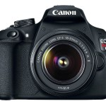 Canon EOS Rebel T5 / 1200D Available for Pre-Order