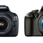 Canon EOS Rebel T5 / 1200D vs Rebel T3 / 1100D Specifications Comparison