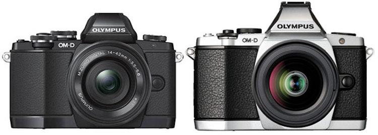 Olympus-E-M10-vs-Olympus-E-M5-comparison-video
