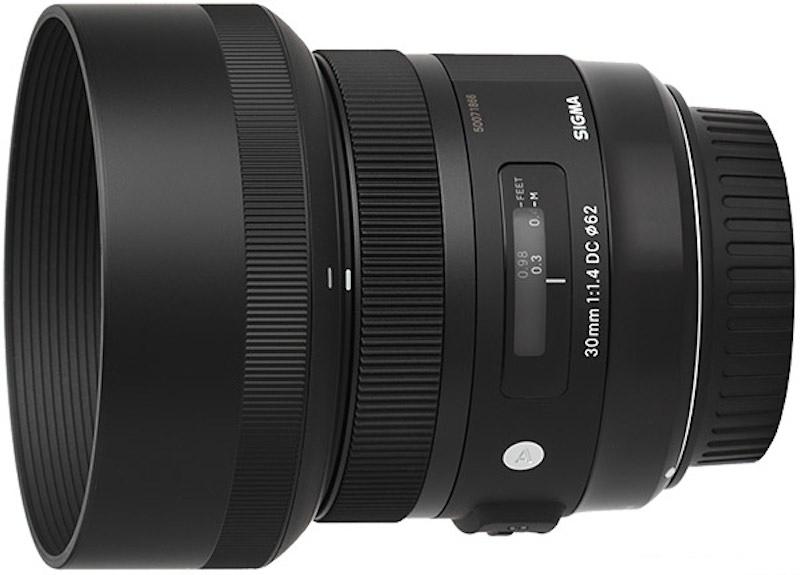 Sigma-30mm-f-1.4-DC-HSM-Lens