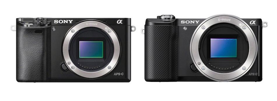 Sony-A6000-vs-A5000-comparison