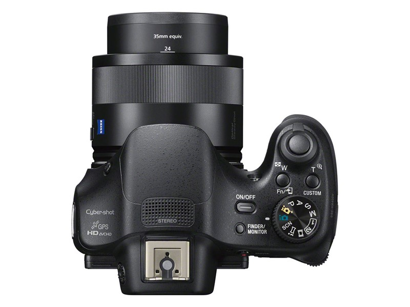 Sony Cyber-shot DSC-HX400 50x Zoom Bridge Camera Announced