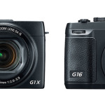 Canon Powershot G1 X Mark II vs G16 Specifications Comparison