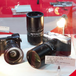 Ibelux 40mm f/0.85 and Ibegon 12mm f/2.8 Lens Images at CP+ 2014