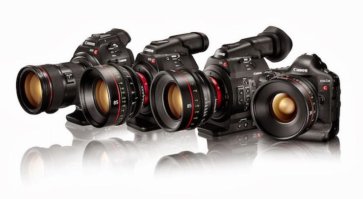 Canon-Cinema-Cameras