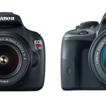 Canon EOS Rebel T5 / 1200D vs Rebel SL1 / 100D Specifications Comparison