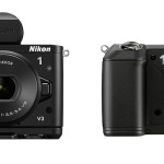 Nikon 1 V3 vs Nikon 1 V2 Specifications Comparison