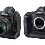 Nikon D4s vs Canon 1D X Specifications Comparison
