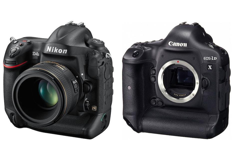 Nikon D4s vs Canon 1D X
