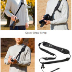 Nikon Quick-Draw Strap & Quick-Draw Strap S Released