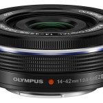 Olympus 14-42mm F3.5-5.6 EZ MFT Lens In Stock and Shipping