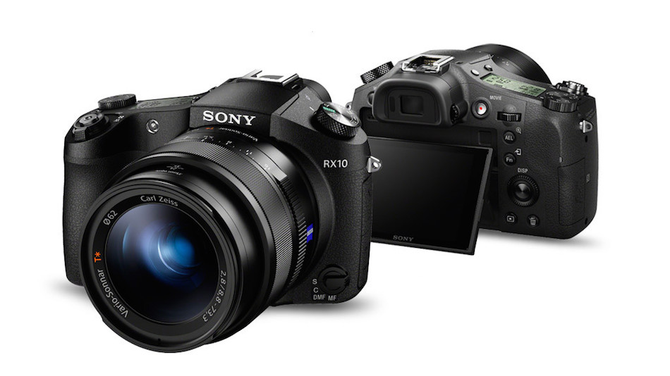 Sony RX10 Gets Gold Award from Dpreview