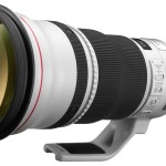 Canon Patent For 600mm f/4 Telephoto Prime Lens
