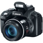 Canon PowerShot SX60 HS IS Camera Could Feature 100x Zoom