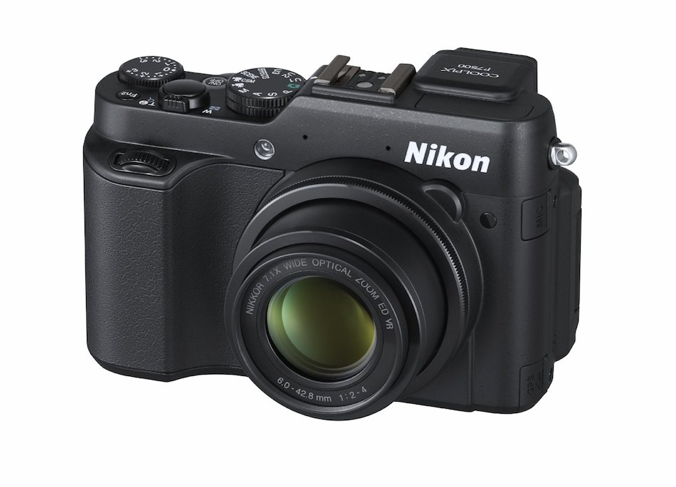 Nikon Coolpix P8000 Rumored Specifications