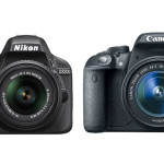 Canon EOS Rebel T5 vs Nikon D3300 Comparison Video